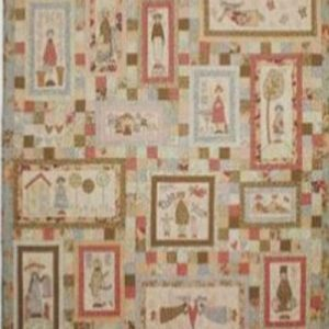 AN ANGELS STORY quilt pattern