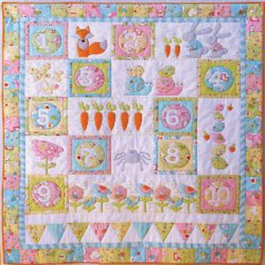 COUNT ON ME QUILT Pattern
