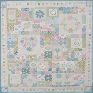 DAISY MEADOWS QUILT Pattern