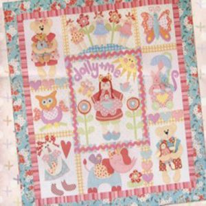 DOLLY AND ME quilt pattern