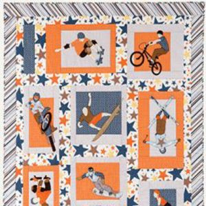 EXTREME QUILT pattern