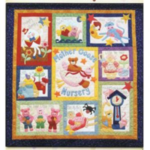 MOTHER GOOSE QUILT pattern
