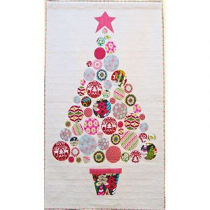 OH CHRISTMAS TREE quilt pattern