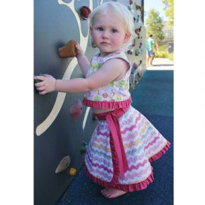 PEACHES SKIRT AND TOP PATTERN