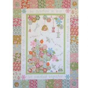 THE QUILTING BEE QUILT pattern