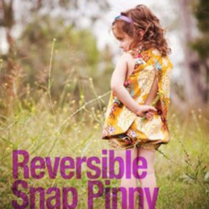 REVERSIBLE SNAP PINNY AND BLOOMERS pattern